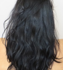 First Hair Product Trial Results