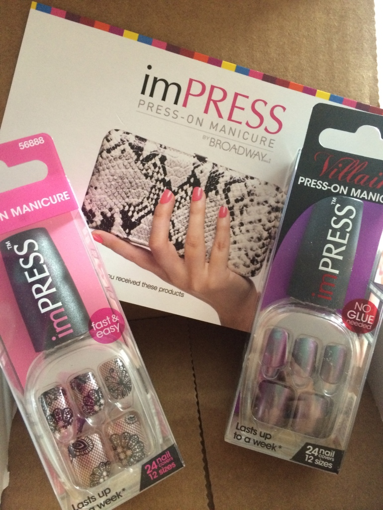 imPRESS Press-on Manicure