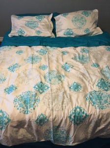 New duvet and cover